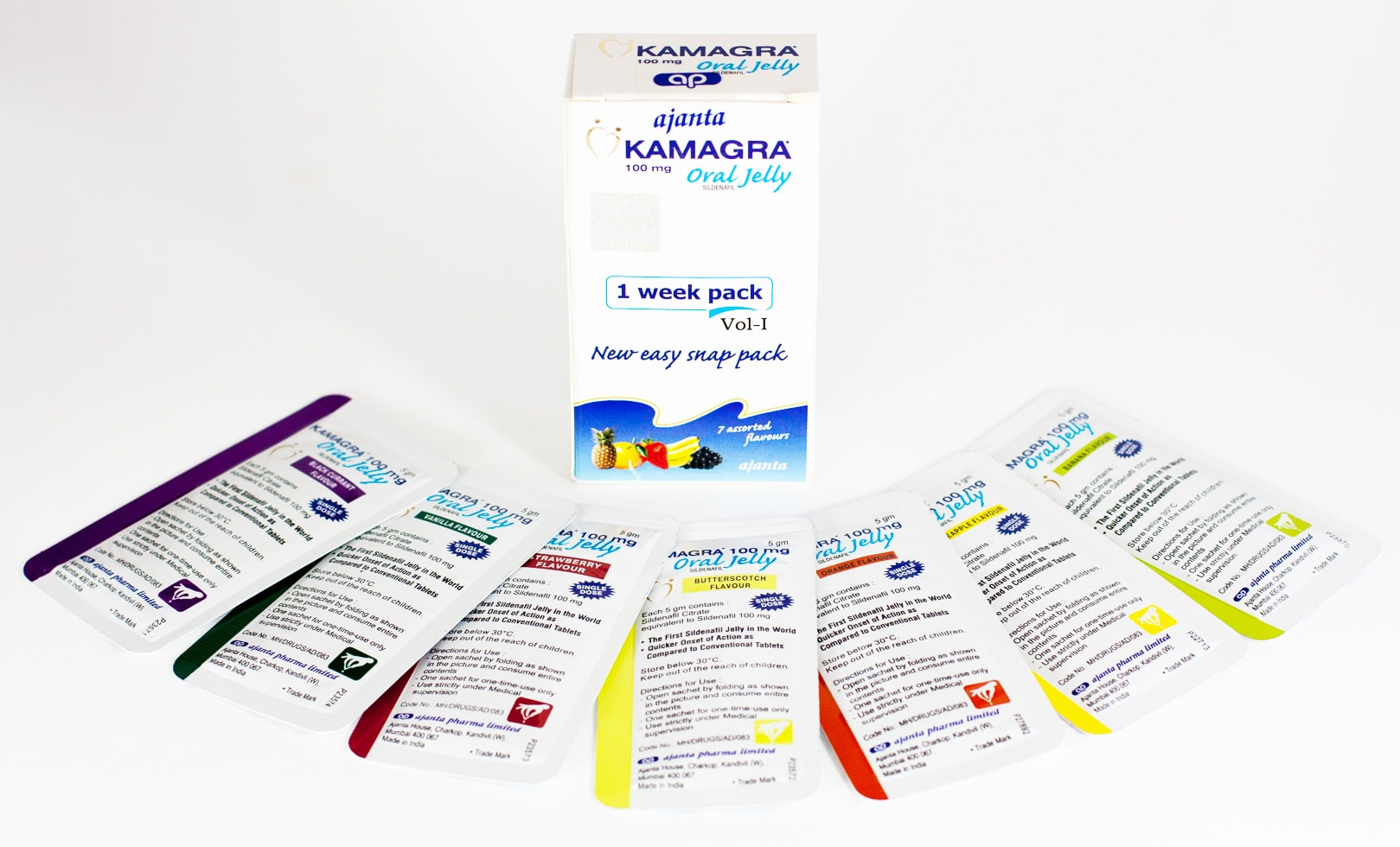 7 Reasons to Try Kamagra Oral Jelly