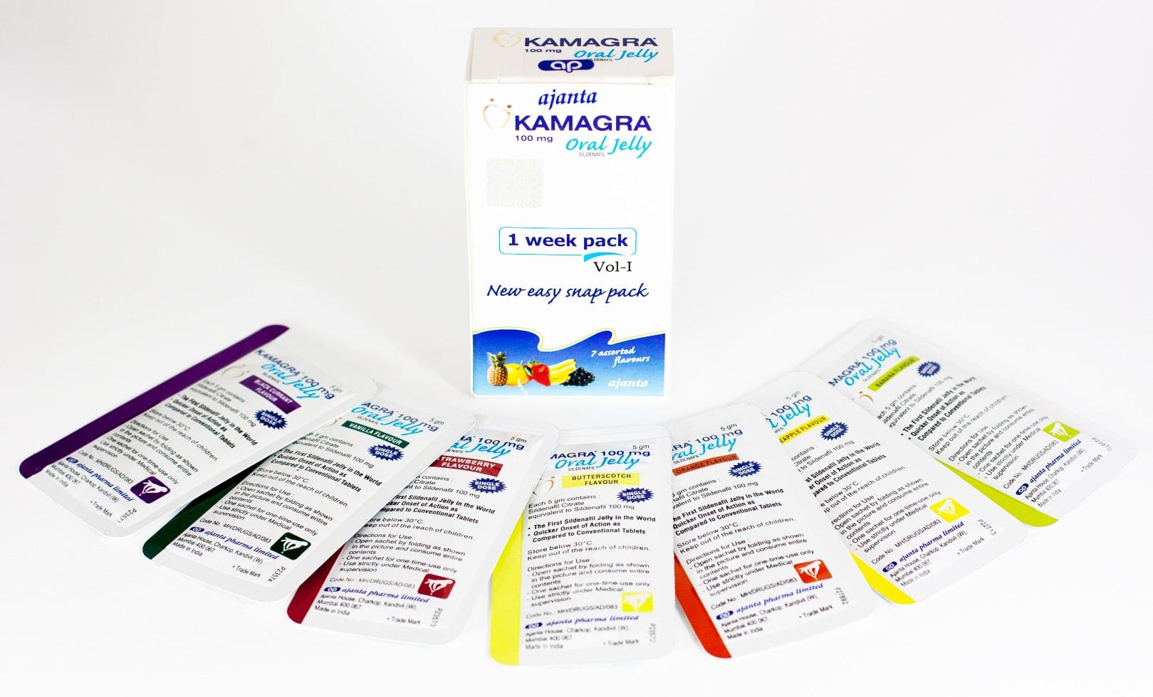 Kamagra Jelly Free Trial
